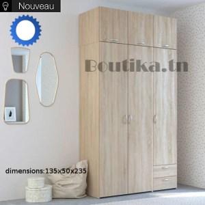 garde robe dressing armoire