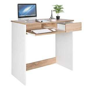 bureau pour chambre d'enfant 90cm sert de bureau secretaire informatique