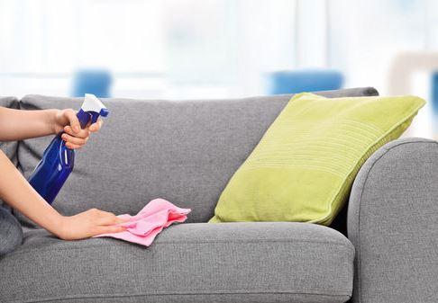 comment nettoyer votre salon votre séjour ou votre canapé