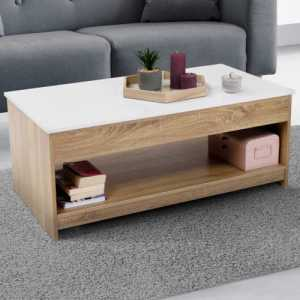table basse bloc