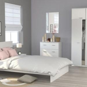 chambre à coucher adulte 2 places Tunisie