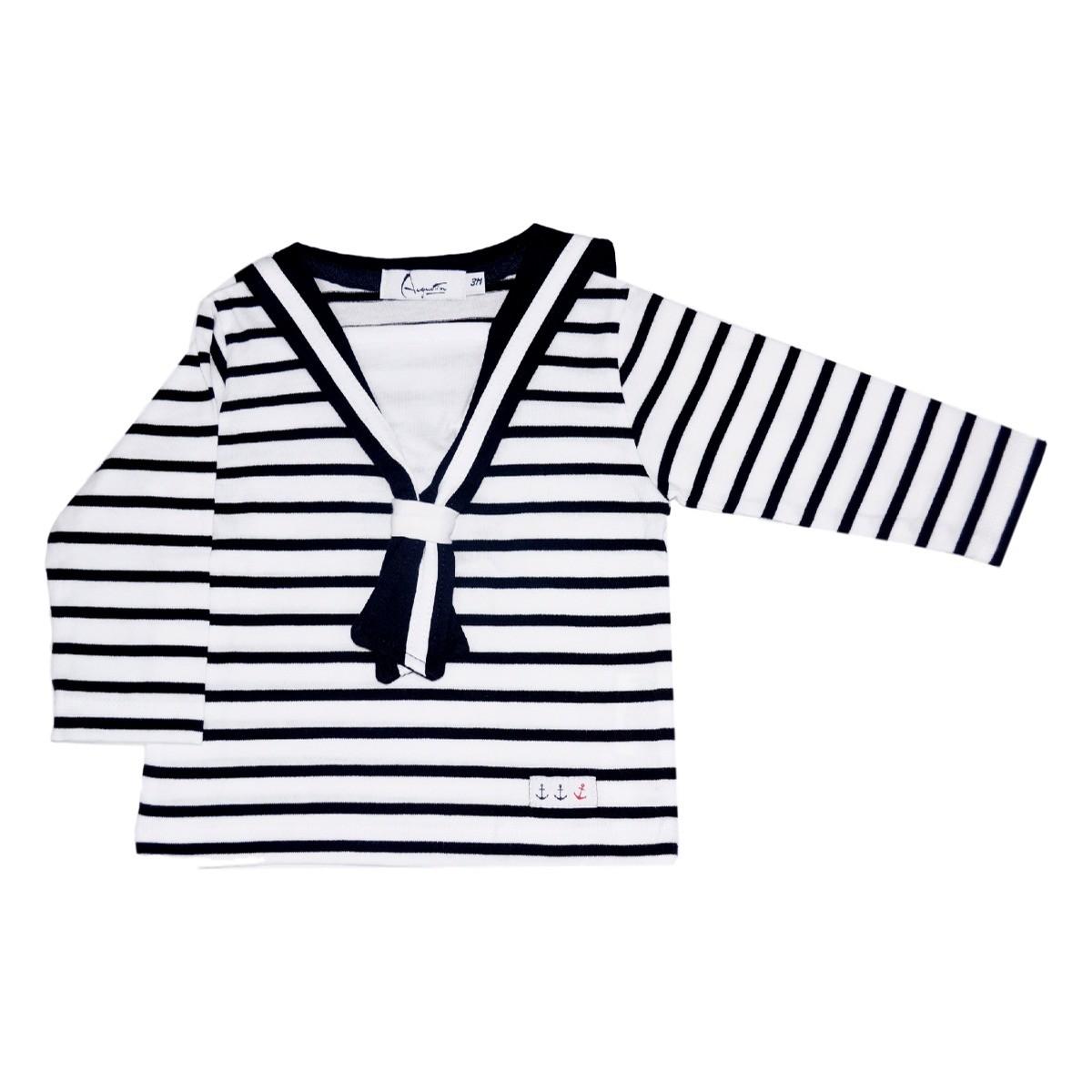 Breton Sailor Collar