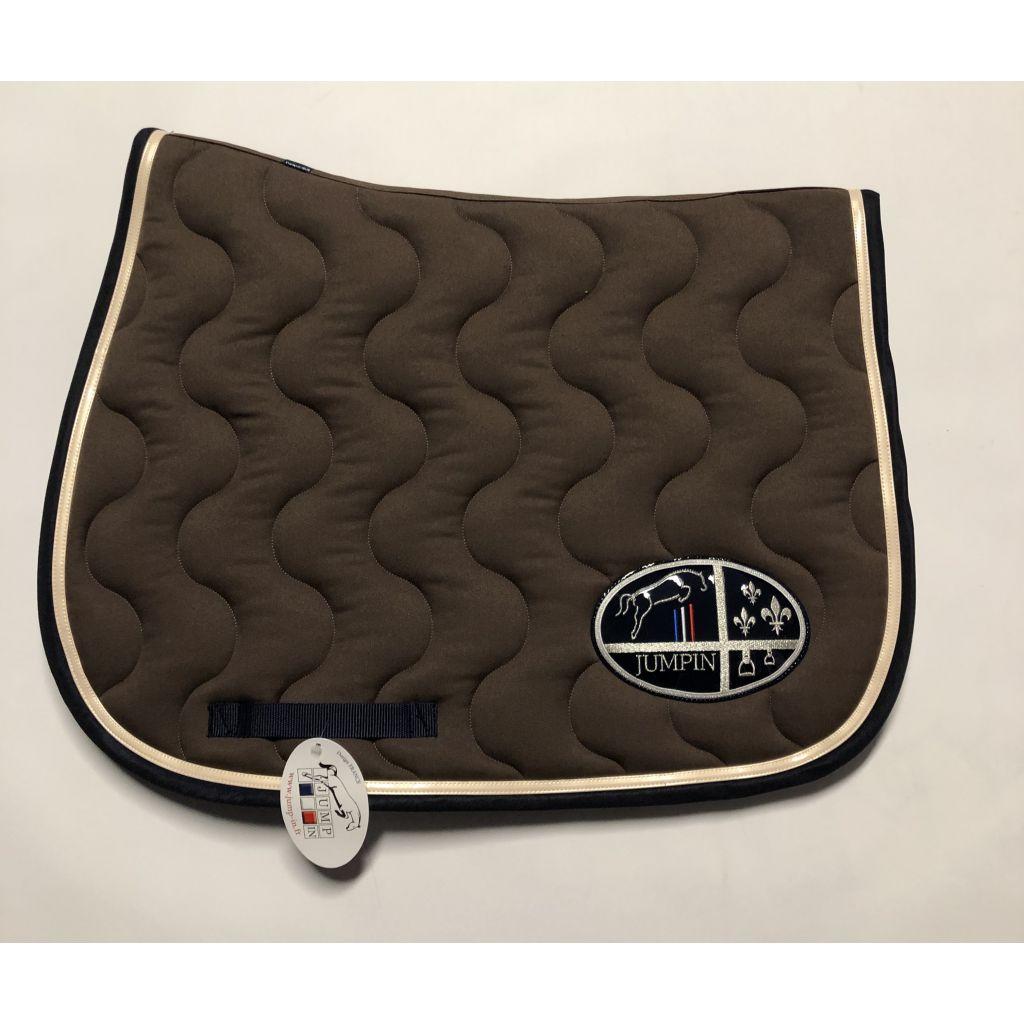 https www boutique equitation com jump in 11951 tapis de selle sport prune noir noir jump in 7 3701420300509 html