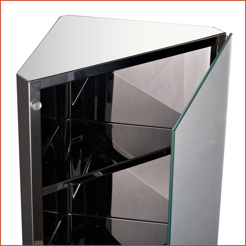 meuble d angle salle de bain rangement