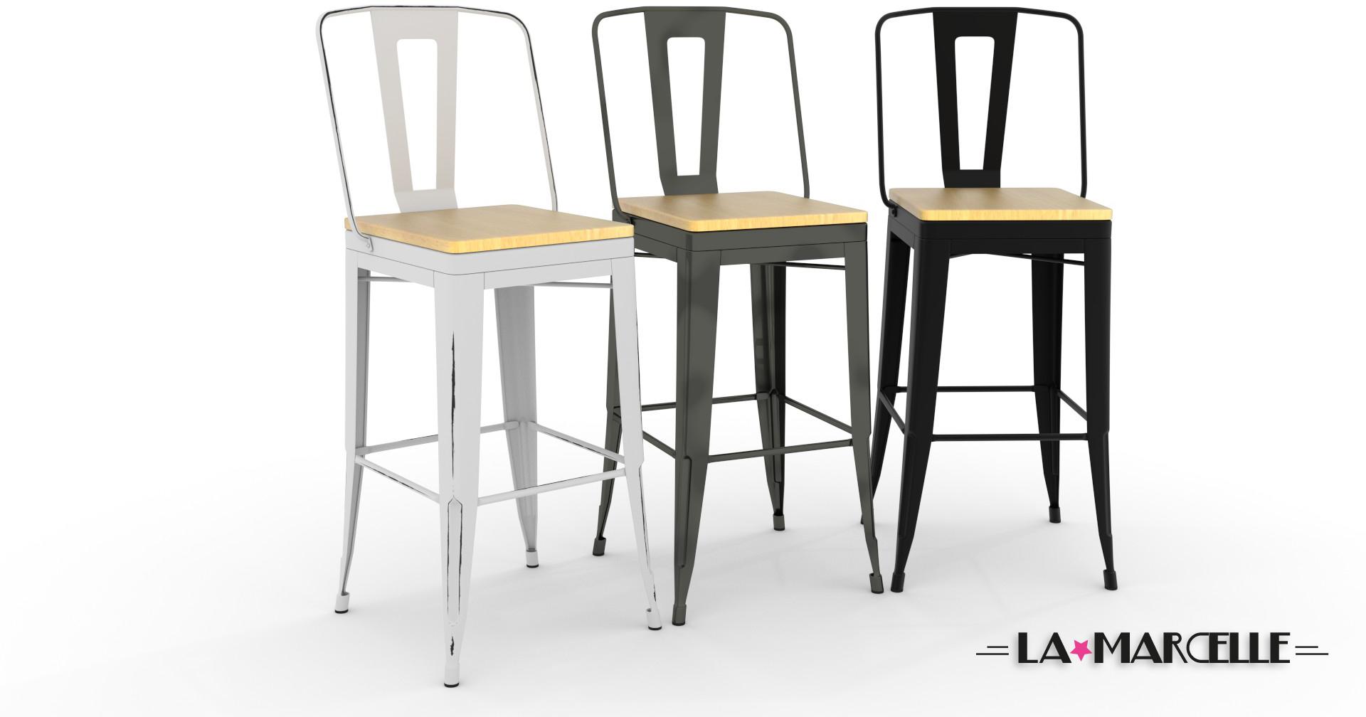 Tabouret De Bar Transparent Ikea Boutique Gain De Placefr