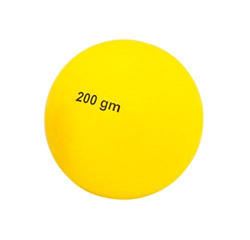 Wurfball pour les compétitions et l'entraînement – matière plastique – 200 g