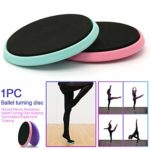 Disque rotatif Alicer Ballet de gymnastique – Disque rotatif portable – Pour ballet – Pour une meilleure technologie de pirouet, N° 0, rose bonbon, Free Size