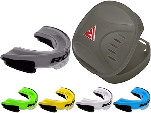 RDX Protège Dents Boxe Adulte Protection MMA Enfants Mouth Guard Rugby