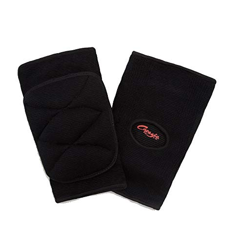 Capezio KP01 Black Knee Pads Size Medium