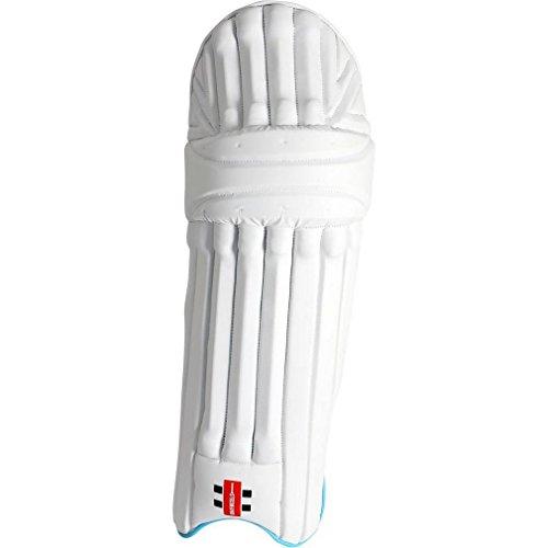 Gris Nicolls Extratec Protection 5406951Supernova 900Ting de Cricket Jambières de Cricket