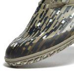 adidas , Chaussures de Catch pour Homme – Vert – Cargo, 38 2/3 EU