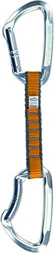 Climbing Technology Basic Set NY 12cm – Dégaine – Orange/Argent 2016