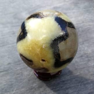 Sphère Septaria