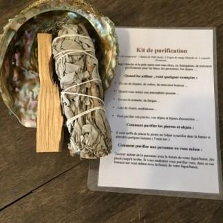kit de purification