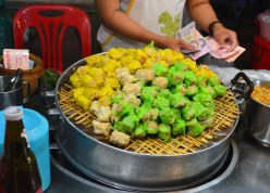 Kanom Jeeb - Thai Steamed Dumplings - Bangkok Street Food - Boutique Bangkok