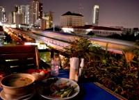 Skytrain Jazz Club - Bangkok Rooftop Bar - Boutique Bangkok