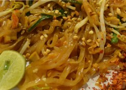 Pad Thai Noodles - Bangkok Street Food - Boutique Bangkok