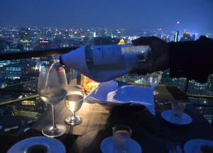 Wine with Views, Vertigo Banyan Tree Best Rooftop Restaurant in Bangkok