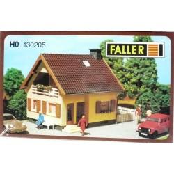 FALLER Maison Familialle 130205 HO Boutique Du Train