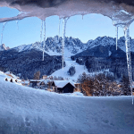 Postcard from the Dolomites