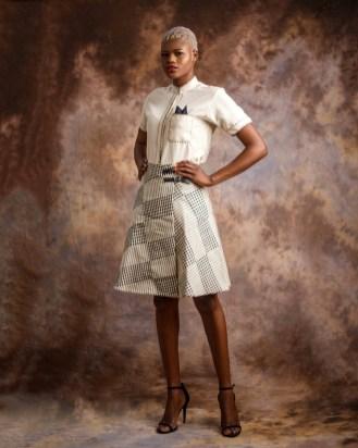 Jupe-enveloppe---Noir-&-Blanc-by-Mable-Agbodan-2