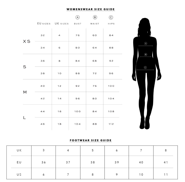 1sizeguide clothes 00 - מידות SJ