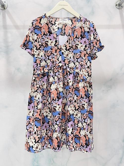 שמלה קצרה לנה שחורה