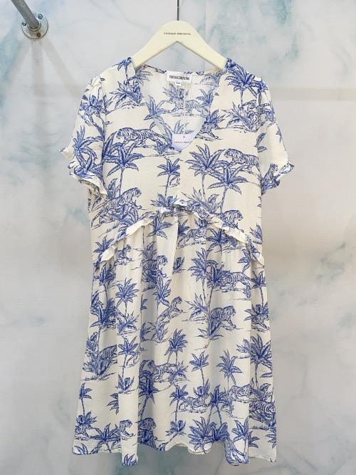 שמלה קצרה לנה