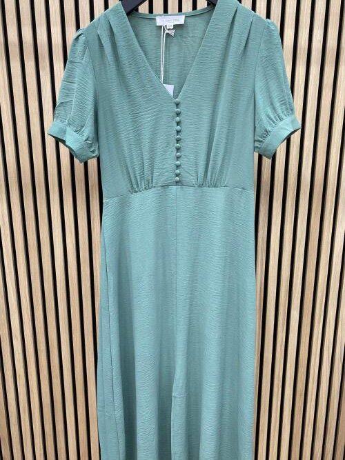 שמלה דנית ירוקה