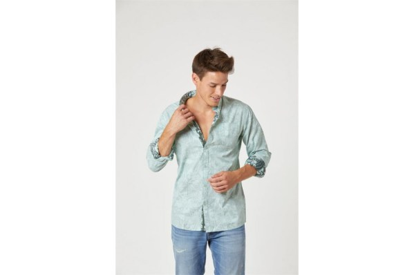 Chemise manches longues lee cooper