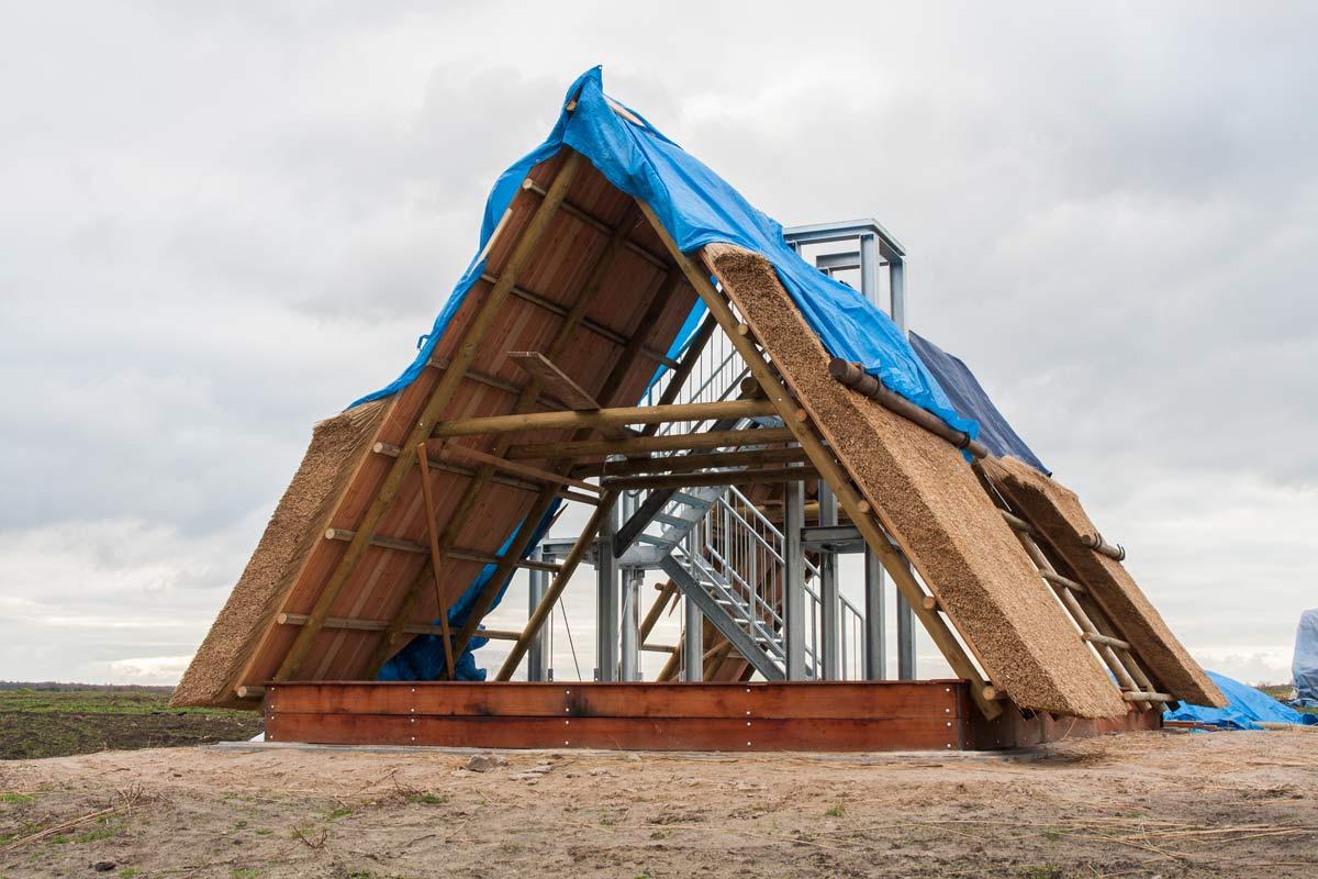 pastoorsboerderij, uitkijktoren, Bargerveen