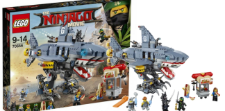 LEGO Ninjago Movie 70656 garmadon, Garmadon, GARMADON