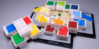 LEGO Architecture 21037 LEGO House