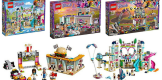 LEGO Friends zomer 2018 sets