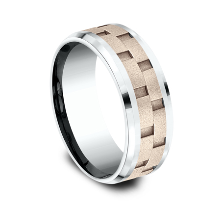 CF228493 P2 - 8MM MULTI GOLD BAND CF228493