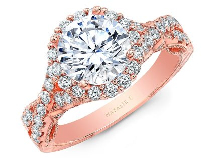 Rose Gold  Engagement Rings Are Making A Comeback And We Are Here For It!