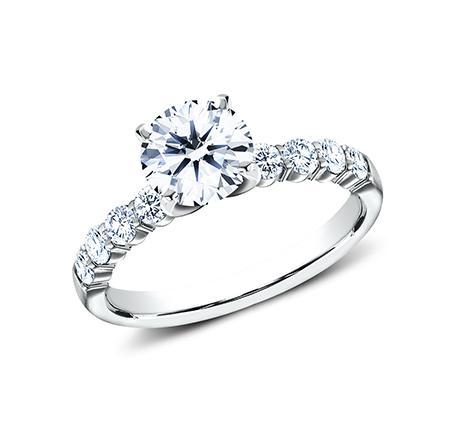 2.5MM WHITE GOLD SHARED PRONG ENGAGEMENT SET SPA6 LHSET W 1 1 - 2.5MM WHITE GOLD SHARED PRONG ENGAGEMENT SET SPA6-LHSET-W