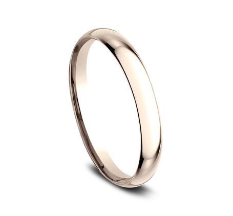 2MM ROSE GOLD BAND LCF120R 1 - 2MM ROSE GOLD BAND LCF120R