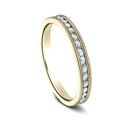 3MM CHANNEL SET ETERNITY BAND 533550Y 1 - 3MM CHANNEL SET ETERNITY BAND 533550Y