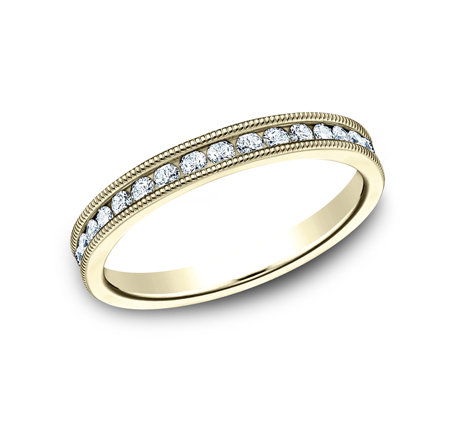 3MM CHANNEL SET ETERNITY BAND 533550Y - 3MM CHANNEL SET ETERNITY BAND 533550Y