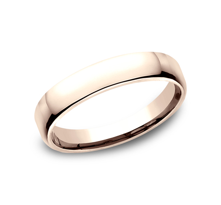 4.5MM CLASSY AND ELEGANT BAND EUCF145R - 4.5MM CLASSY AND ELEGANT BAND EUCF145R