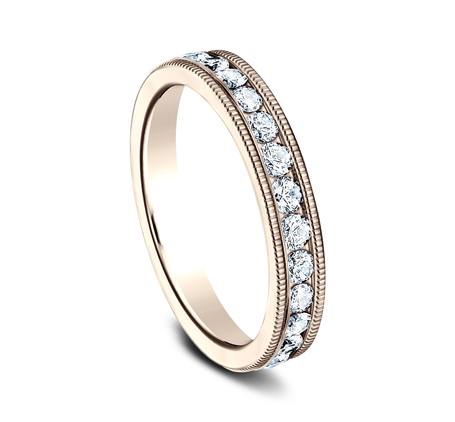 4MM CHANNEL SET ETERNITY BAND 534550R 1 - 4MM CHANNEL SET ETERNITY BAND 534550R