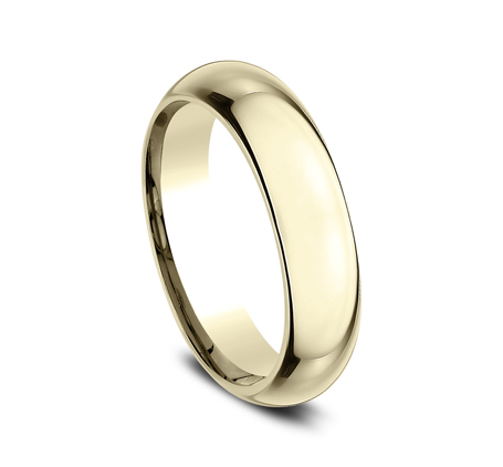 5MM YELLOW GOLD BAND HDCF150Y 1 - 5MM YELLOW GOLD BAND HDCF150Y