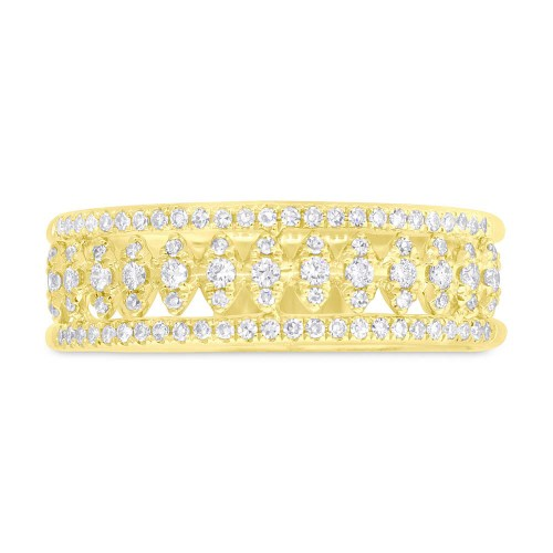 0.30ct 14k Yellow Gold Diamond Ladys Ring SC55006584 2 - 0.30ct 14k Yellow Gold Diamond Lady's Ring SC55006584