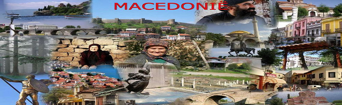 macedonie collage
