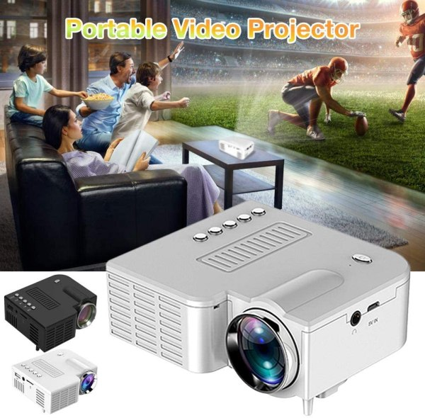 UC28 mini projector bovic 2