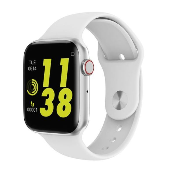 W34 Smart Watch Fitness Bracelet Bovic white