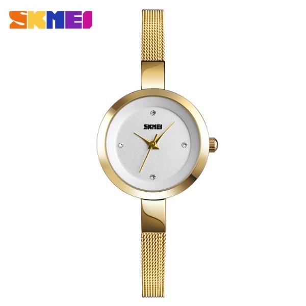 1390颜色2 Gold Vogue Ladies Watch