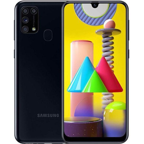 Samsung Galaxy M31 Smartphone Black 2