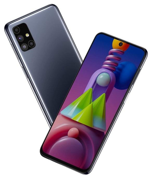 samsung galaxy m51 smartphone